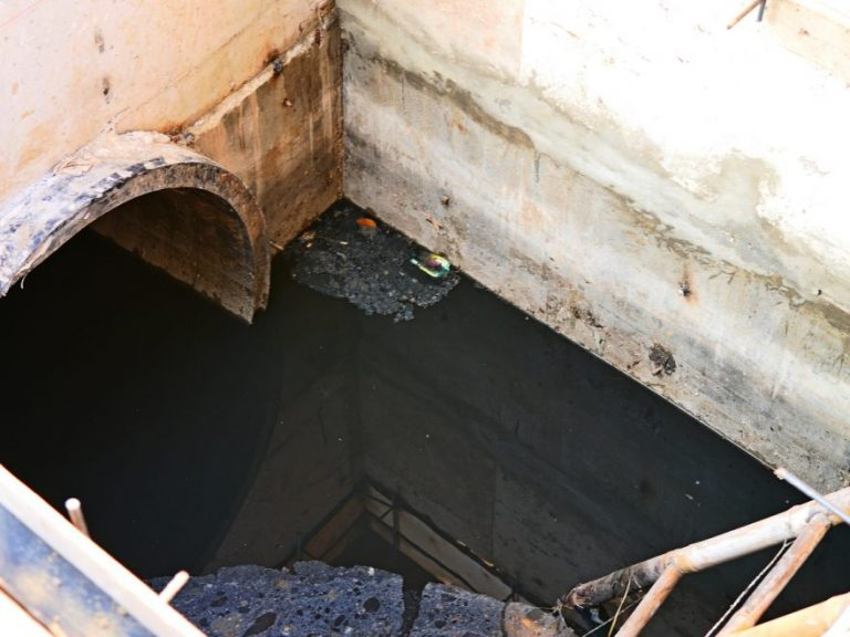 Neglected-Sewer-Line-Finally-Getting-an-Upgrade-880x660
